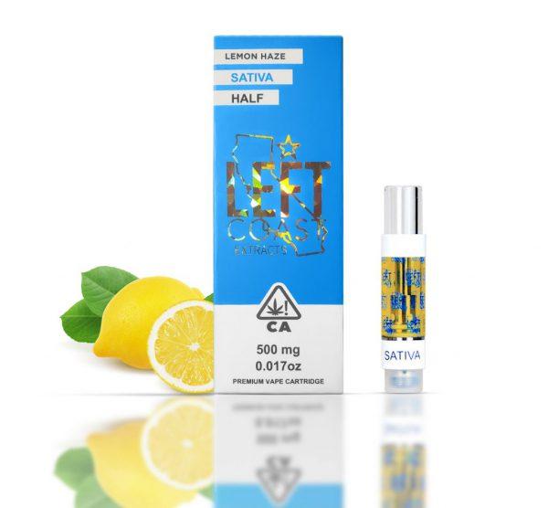 Lemon Haze Cartridge